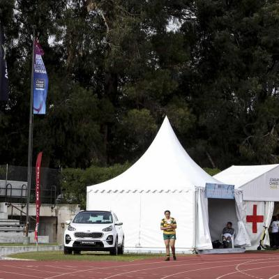 Portugal Rugby Youth Festival venue
